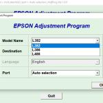 Epson L382 L386 L486