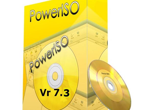 PowerISO 7.3