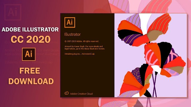 Adobe Illustrator CC 2020 Pre-Activated