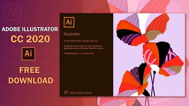Adobe Illustrator CC 2020 Pre-Activated
