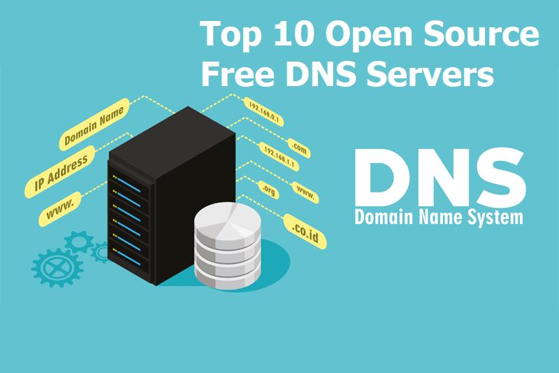 Top 10 DNS