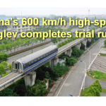 China 600 Kmh Train