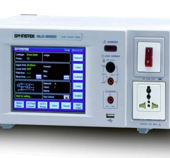 New Leakage Current Tester for Comprehensive Leakage Current Testing in General Purpose Electronic Equipments