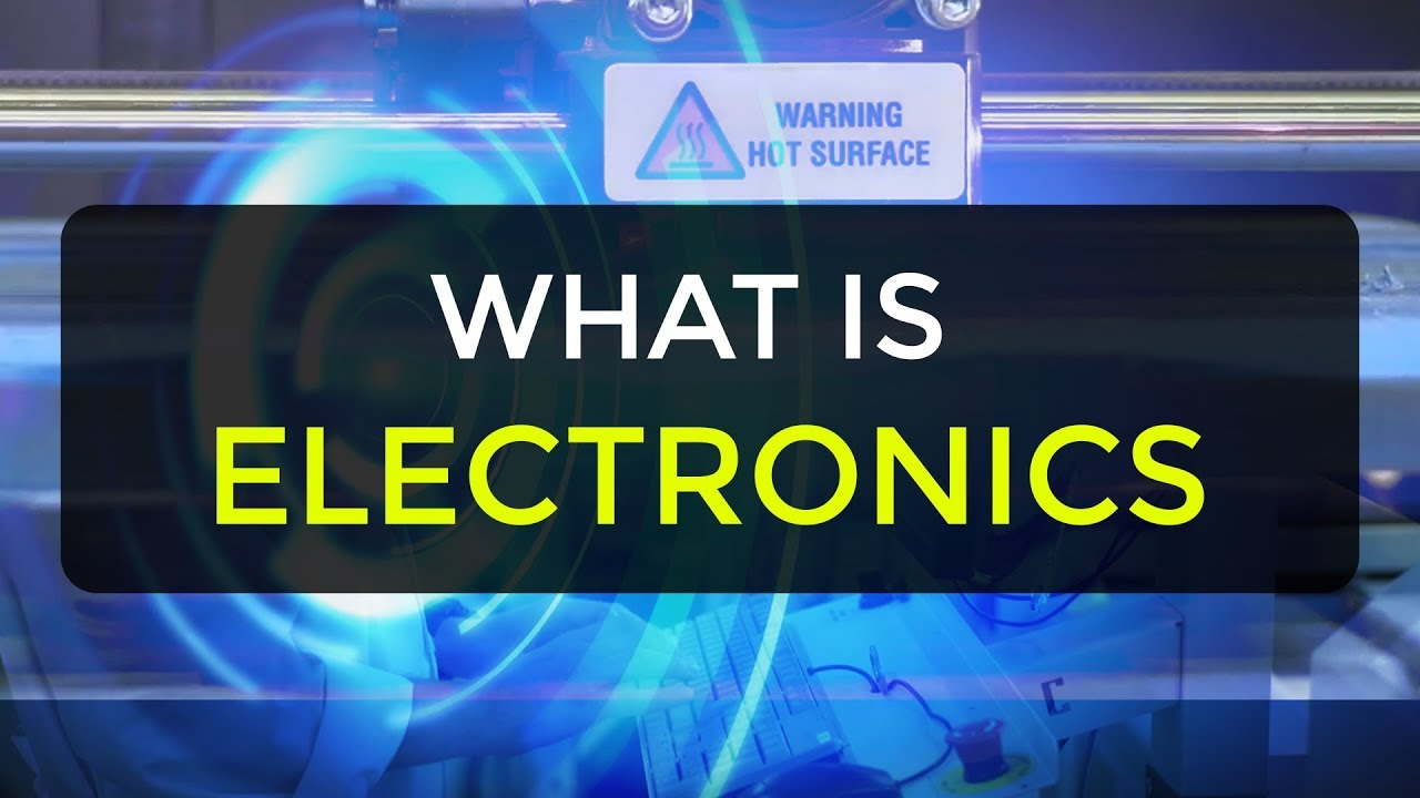 What is Electronic