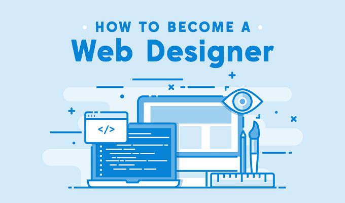 How to Becone a Web Designer