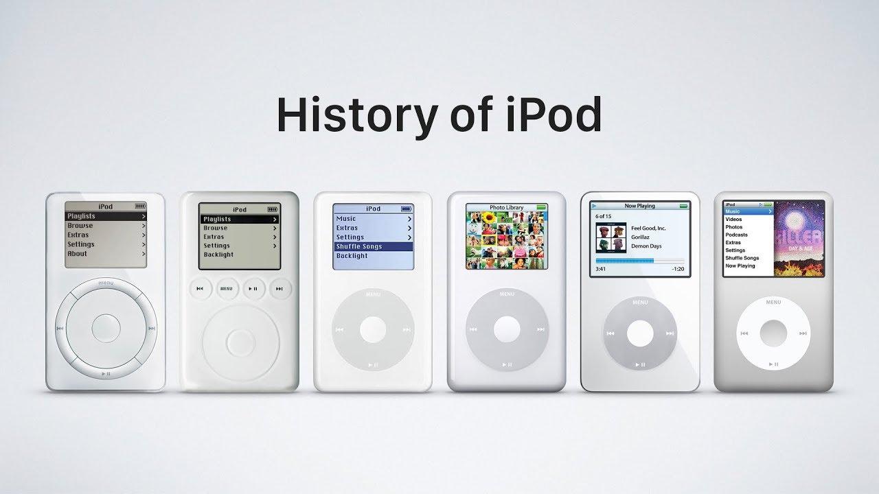 IPod History