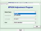Download Epson Resetter XP320, XP420, XP424 free