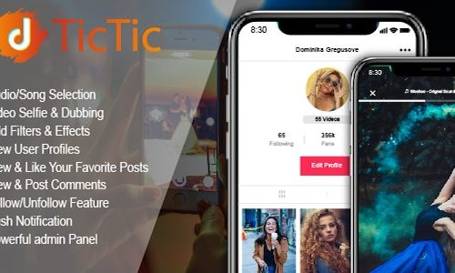 TicTic - Android media app