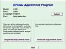 Epson L395 Resetter Adjustment Program Tool Free Download